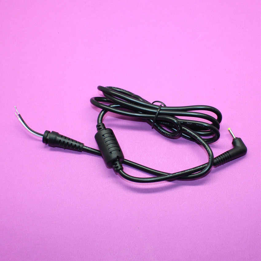 DC power мужской штекер кабеля питания со шнуром/кабелем для samsung HP Dell Sony TOSHIBA ASUS acer lenovo Ramos Cube адаптер для ноутбука