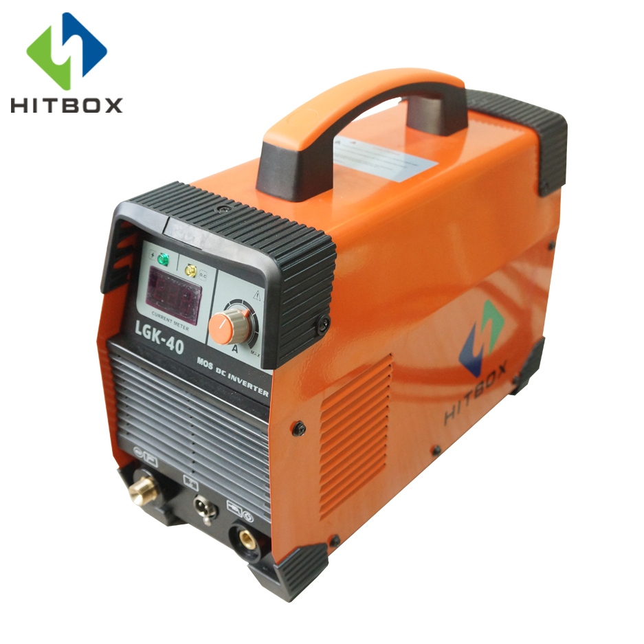 HITBOX Cut40 Plasma Cutter Mosfet Technology Cutting Machine With Accessories Stainless Steel Carbon Steel Aluminum Cutter