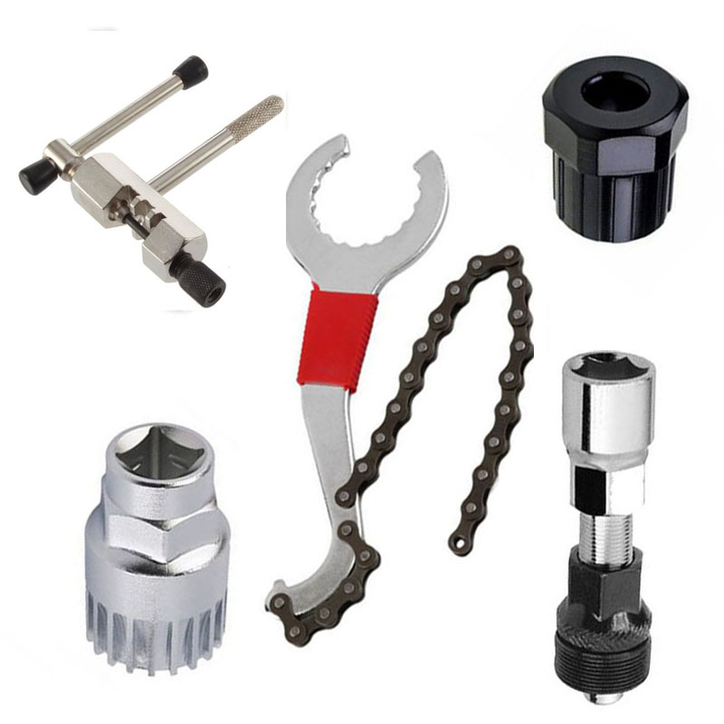 Repair Cycling Chain Remover Bicycle Crank Mountain Bike Tool Crank Puller