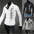 Free shipping Mens slim fit V-neck Bottoming shirt fashion knitwear for men classic men's pullover knitting shirts Top Brand