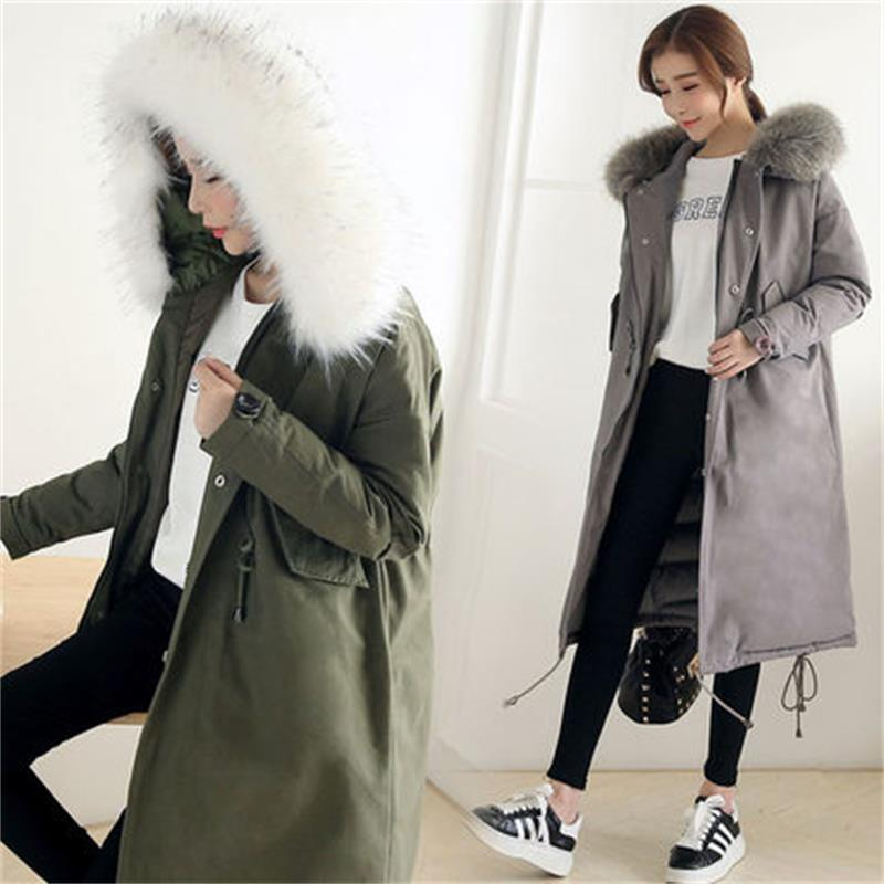 High quality maternity clothes winter coat cotton coat Korean version of large size cotton clothing coat long paragraph female 2016 new arrival women s luxury jacket short paragraph korean version nagymaros collar female was thin tide coat mz575 page 4