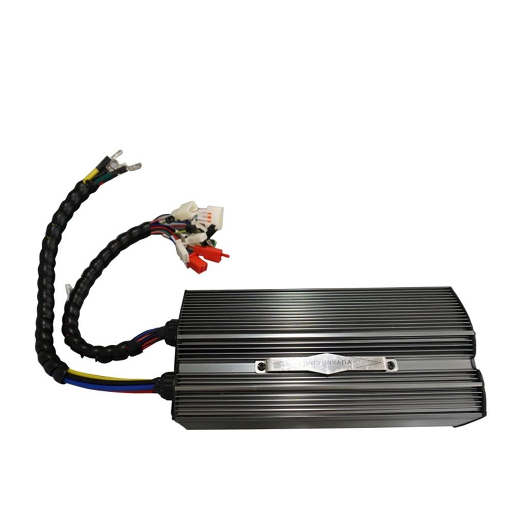 hight resolution of winter promotiom qsyk7280 42v 72v 80a square wave brushless motor controller 1500w motor