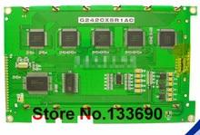 התעשייה LCD פנל G242C 240128 240x128 לבן על שחור רקע מסך שחור סרט במקביל G242CX5R1AC פנל חדש