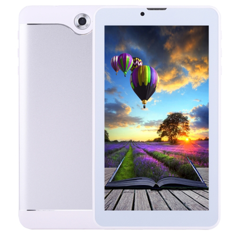 7 Inch Tablet PC Android 3G Call Quad Core 512MB/8GB ROM Dual SIM Card GPS Wi-Fi Bluetooth Study Tablet PC