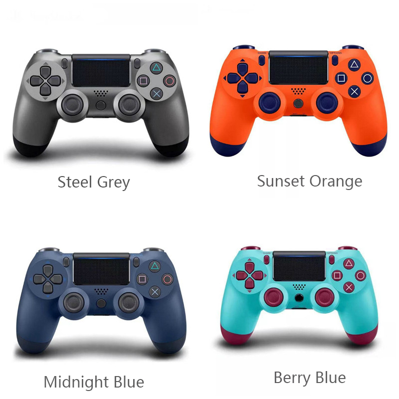 7 Colors Bluetooth Controller For SONY PS4 Gamepad For Play Station 4 Joystick Wireless Console For PS3 For Dualshock 4 Controle7 Colors Bluetooth Controller For SONY PS4 Gamepad For Play Station 4 Joystick Wireless Console For PS3 For Dualshock 4 Controle