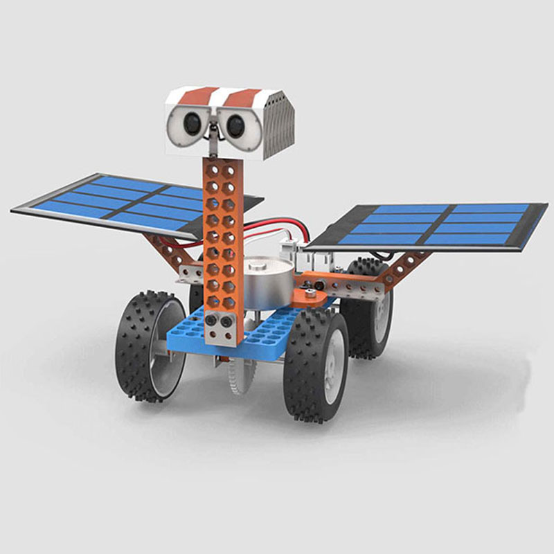 DIY STEM Toys for Children Physical Scientific Experiment Creativity  Learning Educational Toy Mars Rover Birthday Gift