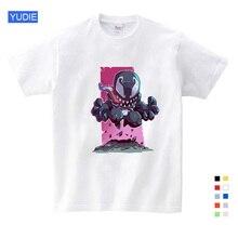 Summer Kids T shirt Avengers Infinity War Superhero Thanos Hulk Tshirts Venom Shirt Men Cool Comic Originality Cotton T-shirt