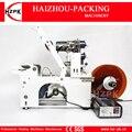 HZPK полуавтоматическая этикетировочная машинка для круглых бутылок с ярлык для маркировки печатная машина электрический контроль мощности...