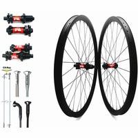 29er carbon mtb wheels 30x30mm tubeless DT240S boost 110x15 148x12 mtb disc wheels 36T 54T bicycle wheel sapim cx ray