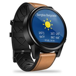 Image 2 - 4G สมาร์ทนาฬิกา 1.6 นิ้วจอแสดงผลคริสตัล GPS/GLONASS Quad Core 16 GB 600 mAh Hybrid หนังสายรัดสมาร์ทนาฬิกาสำหรับผู้ชายผู้หญิง