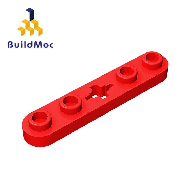 BuildMOC 32124 1x5 For Building Blocks Parts DIY LOGO Educational Creative Gift Toys