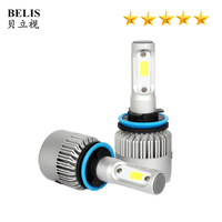 12V 24V 32V S2 Car LED Headlights Bulb H4 H7 H13 H11 H1 9005 9006 H3