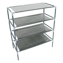 Hot Sale removable door shoe storage cabinet shelf DIY shoes storage цены