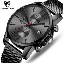 Top Luxury Brand Men Business Watches Chronograph Waterproof Quartz Analog Wristwatch Full Steel Male Clock Relogio Masculino(China)