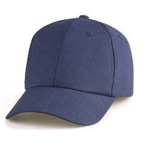 Wholesale Summer Style Solid Linen Baseball Cap Men Women Outdoor Sport Tennis Hiking Ball Caps Breathable