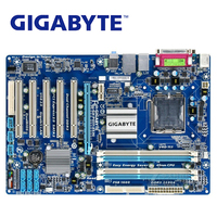 LGA 775 For Intel P45 DDR3 Gigabyte GA P45T ES3G Motherboard USB2.0 16GB P45T ES3G Desktop Mainboard Systemboard P45T ES3G Used