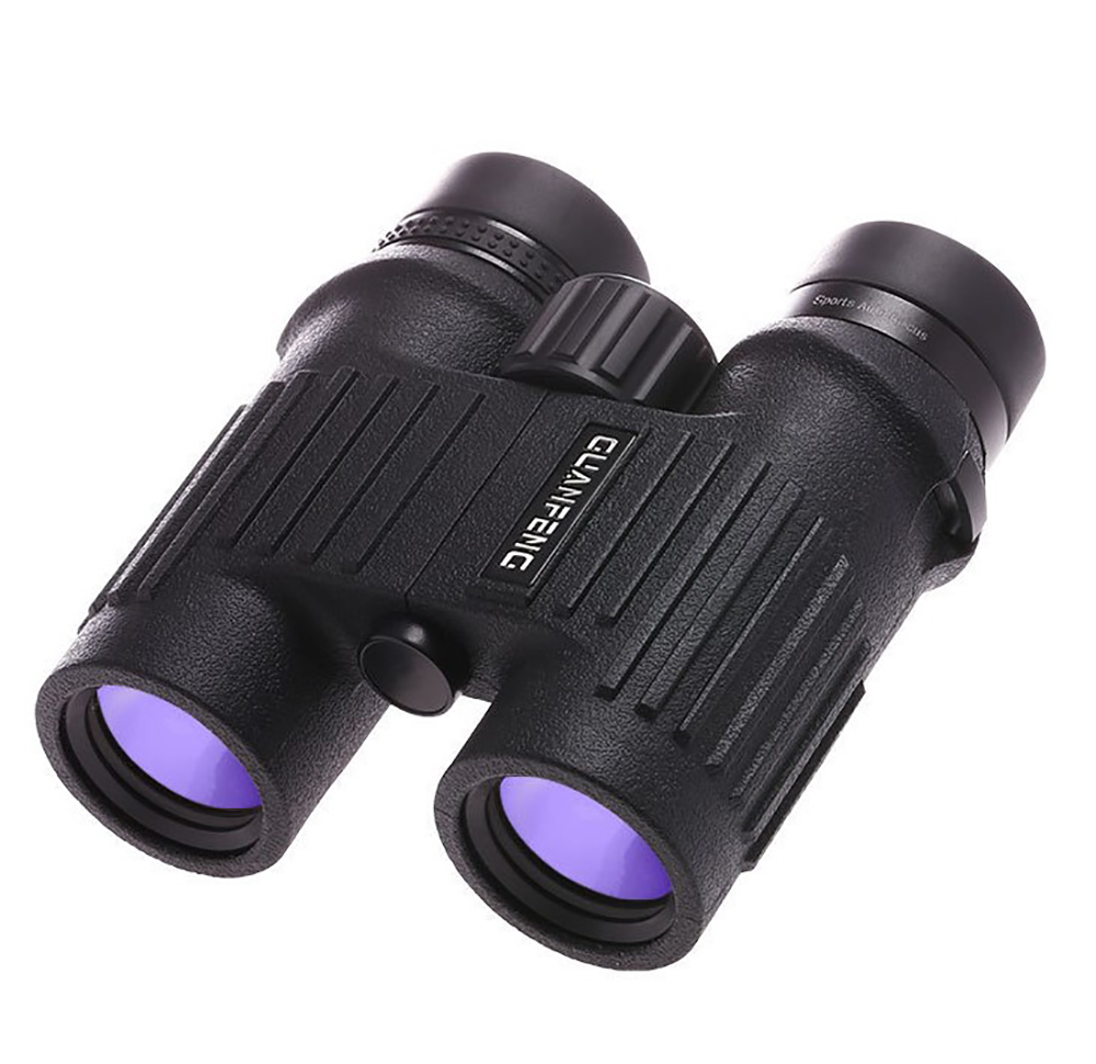 Portable telescope 8x32 Binoculars hunting telescopes Bird Watching New Waterproof/Fogproof-in Monocular/Binoculars from Sports & Entertainment