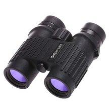 Telescopio portátil 8x32 binoculares telescopios de caza avistamiento de aves nuevo impermeable/a prueba de niebla