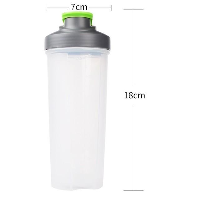 Plastic Sport Bottle Shaker