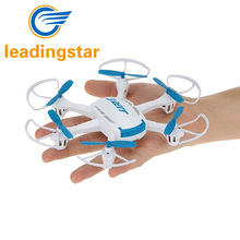 LeadingStar H21 RC Drone Headless Mode Hexacopter 2.4G 6-Axis Gyro RC Drone with One Key Return Quadcopter VS H36 Helicopter