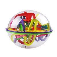 22 5CM 299 Steps 3D Puzzle Ball Magic Intellect Ball Educational Toys Puzzle Anti Stress Birthday