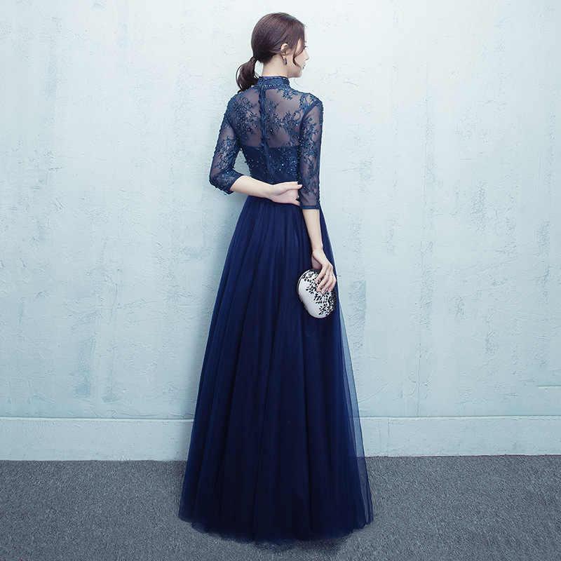Бесплатная доставка длинные сексуальные платья для матери невесты Robe de mariee Vestido de madrinha