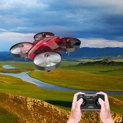 Apex мини-Drone вертолет Quadcopter Дрон с headless режим 2.4g беспроводное устройство Romote управления 6 оси гироскопа Tech для взрослых