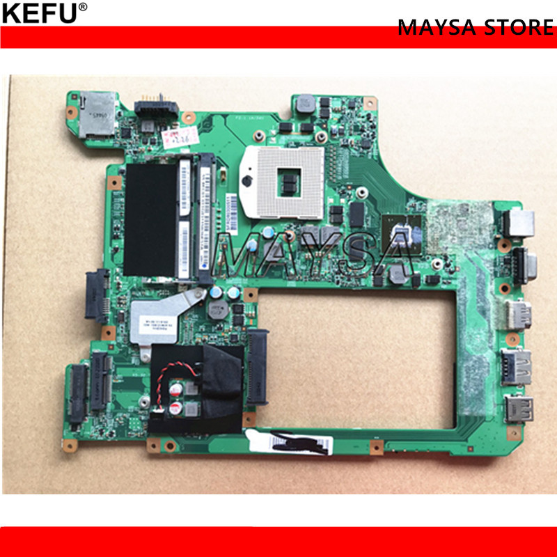 Fit Pour lenovo B560 carte mère 48.4JW06.011 10203-1 LA56 MO carte graphique à bord 100% testé travail
