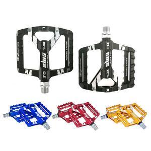 Image 3 - Велосипедные педали, педали для горного и шоссейного велосипеда, ультралегкие велосипедные педали из магниевого сплава, велосипедные части