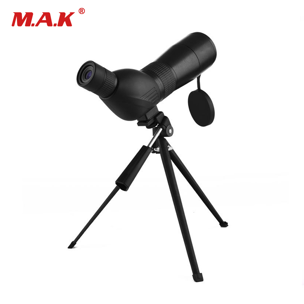 15 45X60 BAK4 Prism Zoom HD Target Spotting Scope Light Night Vision Waterproof Telescope for Birdwatching