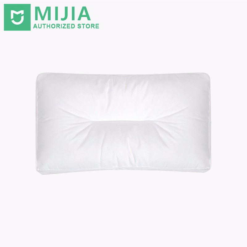 Xiaomi 8H Child Kid Pillow Evolon Antibiosis and Anti Mites for 3-7 Years Old Children Size 50*30*7CM Pillow chic quality flamingo and lotus pattern flax pillow case(without pillow inner)