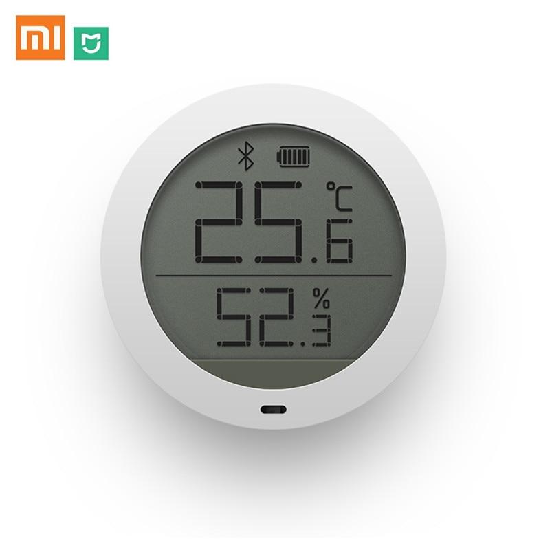 Xiaomi Mijia Home Bluetooth Temperature Smart Humidity Sensor LCD Screen Temperature Humidity Sensorm Mi APP