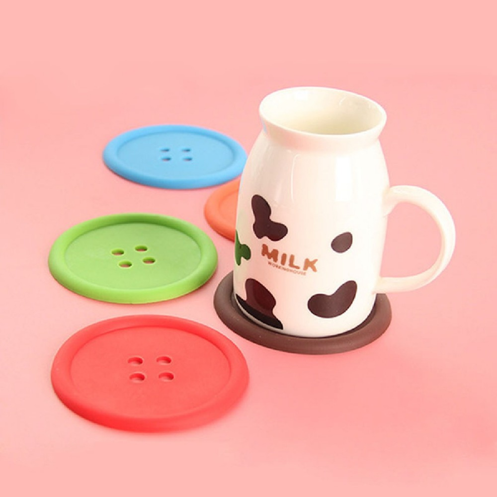 Silicone-Coffee-Placemat-Button-Coaster-Cup-Mug-Glass-Beverage-Holder-Mat-Pads-Coffee-Pad-eco-friendly