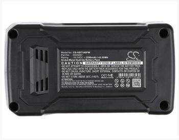 Cameron Sino 2500mAh battery for KOBALT K18-NB15A 0005667 Power Tools Battery