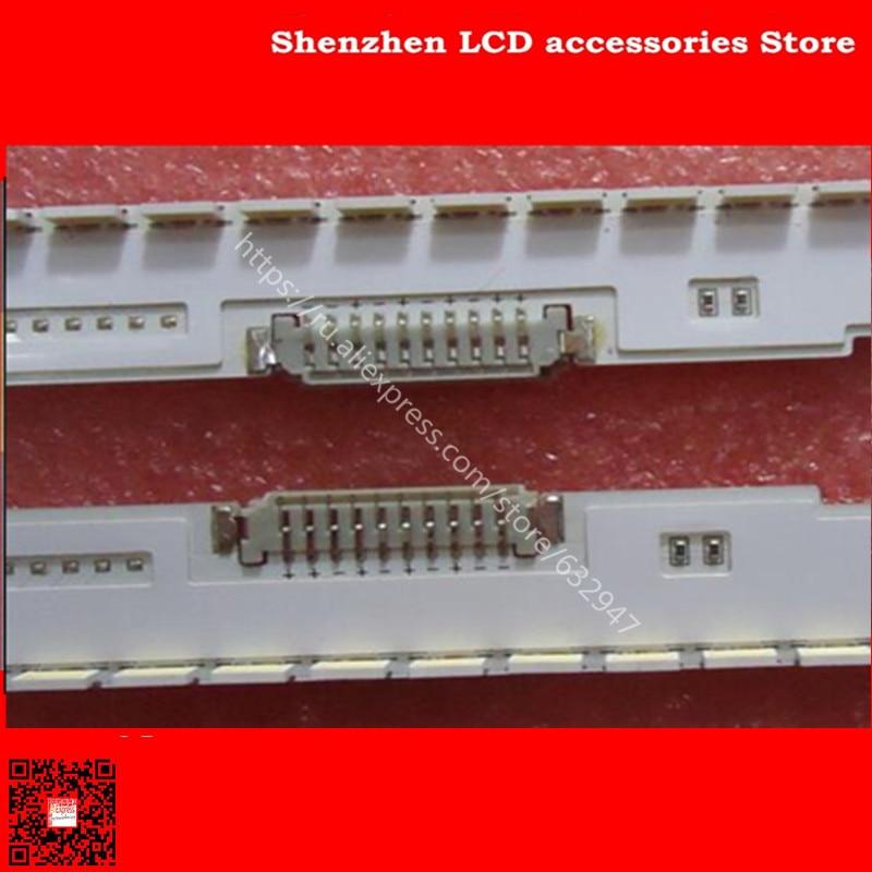 Lower Price with 2pcs 760mm Led Backlight Lamp Strip 88leds For Sam-sung Ua60es8000j 2012svs60 7032nnb 3d Left88 Rev1.3 60 Inch Tv Lcd Tees Led Bar Lights