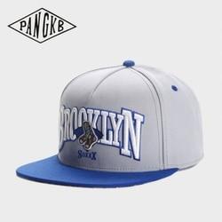 PANGKB Brand BK SOCKS CAP Letter Hip-Hop Street dance snapback hat for men women adult outdoor casual sun baseball cap