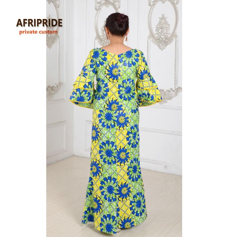 klassisk afrikansk klær for kvinner todelt dress avrikansk - Nasjonale klær - Bilde 3