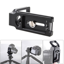 Г-образный быстросъемный Кронштейн для Canon 800D 760D 750D 700D 650D 600D 550D 80D 77D 70D 60D 7D 6D 5D Mark IV/III 1300D 1200D
