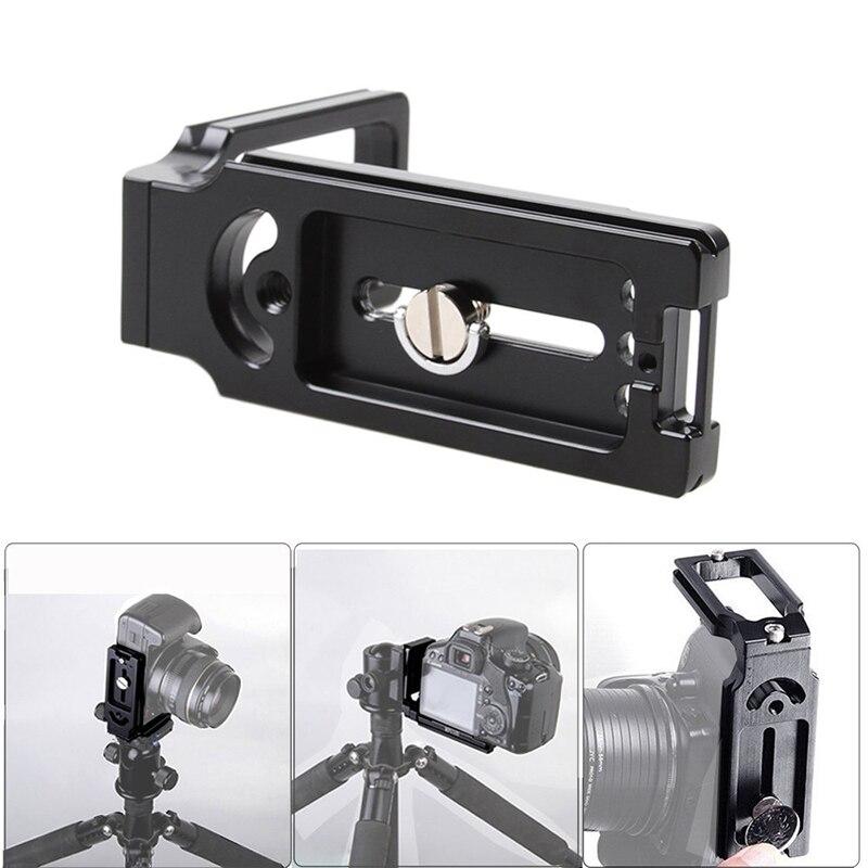 Quick Release L Plate Bracket For Canon 800D 760D 750D 700D 650D 600D 550D 80D 77D 70D 60D 7D 6D 5D Mark IV/III 1300D 1200D