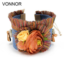 Jewelry Flowers Bracelet Colorful