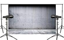 Stone Canvas Photography Background Studio Props Wall Gray Backdrop 150x220cm стоимость