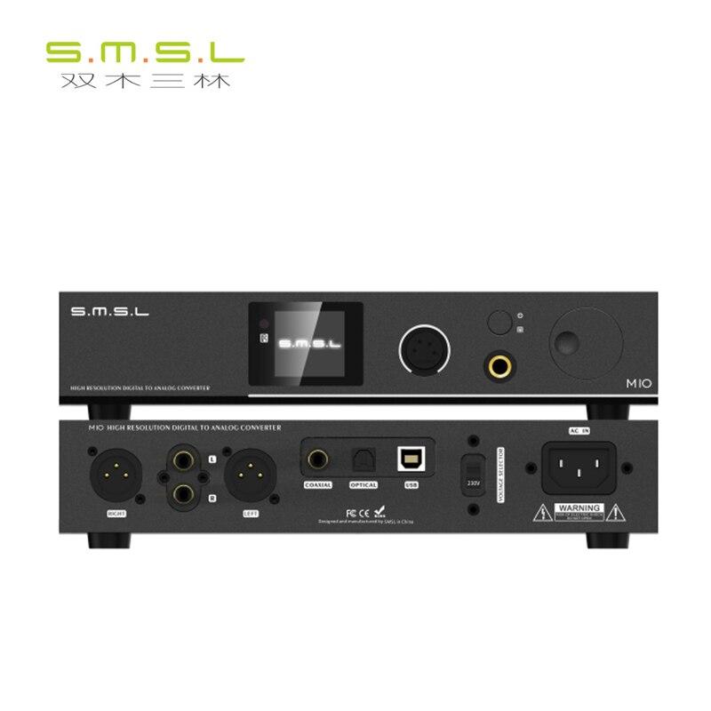 SMSL M10 ЦАП усилители AK4497 hifi Mp3 декодер аудио наушники плеера цифровой усилитель ультракомпактный DSD, USB аудио ЦАП Amp