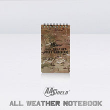 AA Shield All Weather 3″X5″ Waterproof Note Camo Outdoor Map Notebook