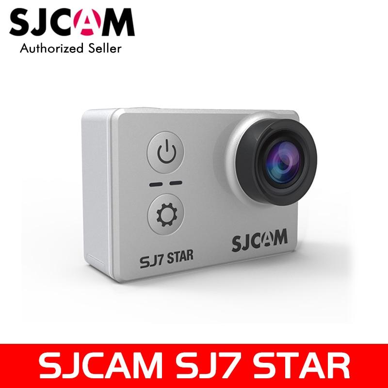 Original SJ7 Star 4K 30fps Ultra HD SJCAM Action Camera Ambarella A12S75 2.0 Touch Screen 30M Waterproof Remote Sport DV