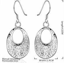 Свадебные ювелирные изделия серебряный цвет женские модели изысканные