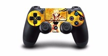 Naruto Decal Skin Sticker for Sony Play Station 4