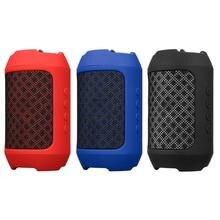 Outdoor Wireless Bluetooth V4.2 Portable Speaker Wireless Soundbar Audio Receiver Mini Speakers USB AUX for Music MP3 Player