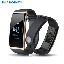SMARCENT Cubot S1 Bluetooth Heart Rate Sleep Monitor Smart Bracelet Call reminder Message push Activity Tracking for Android IOS