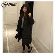 Fashion winter jacket women 2019 casual Coat black plus size Parka casaco feminino  jaqueta feminina