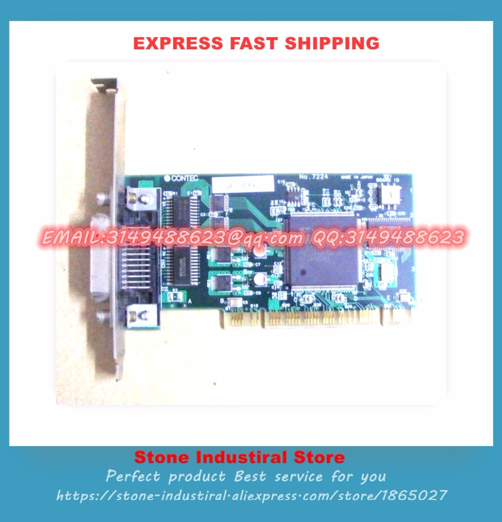 GP-IB (PCI) F GPIB card No.7224 100% test good quality матрас для дивана орматек konfy конфи 130x195